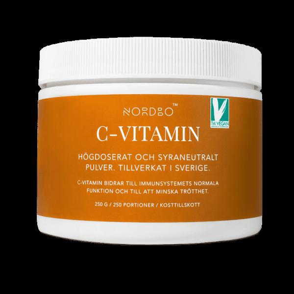 C-vitamin 250g