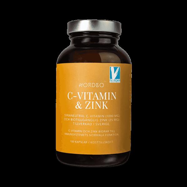 C-Vitamin & Zink