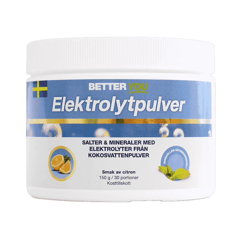 Elektrolytpulver 150g