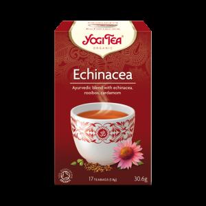 Ekologiskt Te - Echinacea - Yogi Tea - Piggabutiken.se