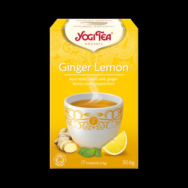 Ekologiskt Te - Ginger Lemon