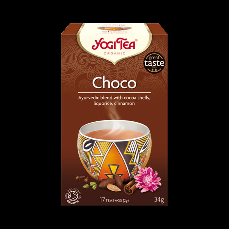 Ekologiskt Te - Choco - Yogi Tea - Piggabutiken.se