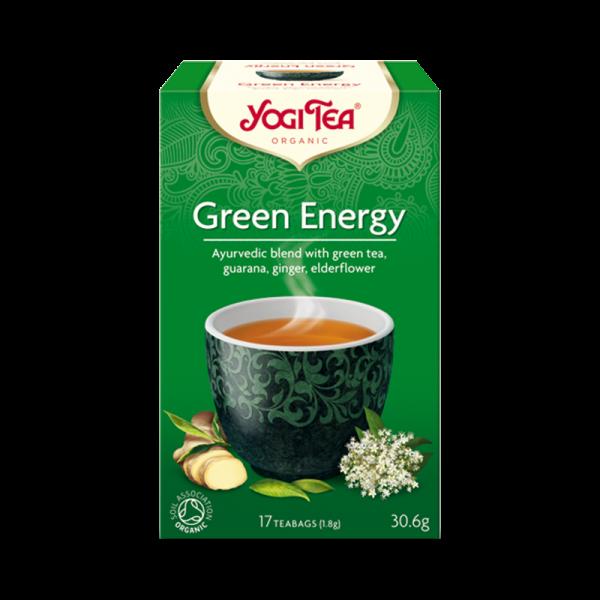 Ekologiskt Te - Green Energy