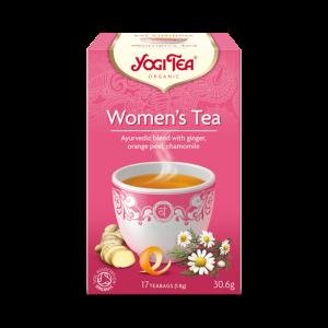 Ekologiskt Te - Womens Tea - Yogi Tea - Piggabutiken.se