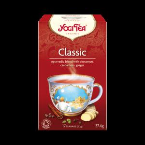Ekologiskt Te - Classic - Yogi Tea - Piggabutiken.se