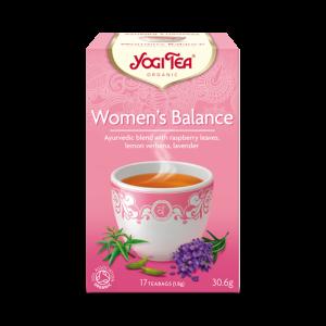 Ekologiskt Te - Womens Balance - Yogi Tea - Piggabutiken.se