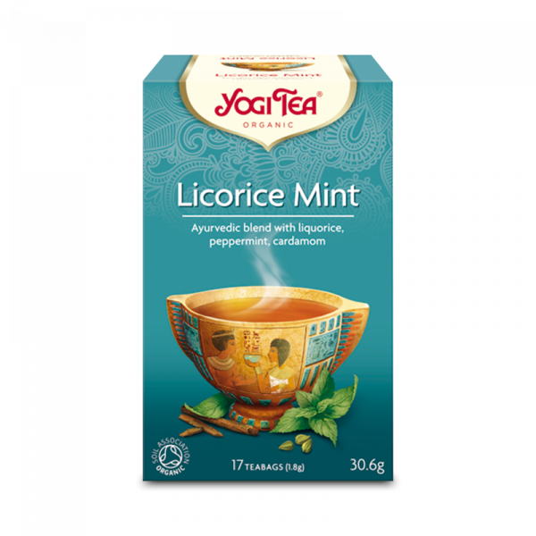 Ekologiskt Te - Licorice Mint