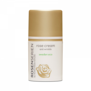 Ansiktskräm - Rose Cream Anti Wrinkle