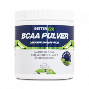 BCAA Pulver - Fläder/Äpple - Better You - Piggabutiken.se
